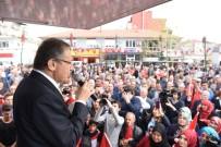 Başkan Uğur Bigadiç Ve İvrindi'de Vatandaşlarla Buluştu