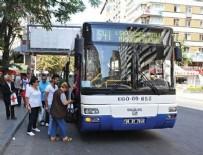 ÜCRETSİZ ULAŞIM - Başkent'te 16 Nisan'da ulaşım ücretsiz
