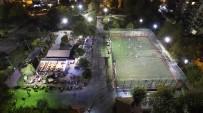 KARABAĞ - Bayraklı'da Parklar Yaza Hazır