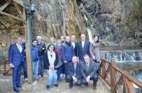 MAKEDONYA - Büyükelçiler Darende'yi Gezdi