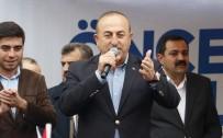 BOĞULMA TEHLİKESİ - Çavuşoğlu Açıklaması 'Türkiye Avrupa'nın Sibobudur'