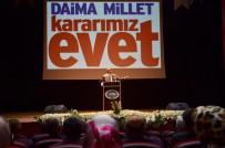 ÇEVRE VE ŞEHİRCİLİK BAKANI - Çevre Ve Şehircilik Bakanı Mehmet Özhaseki Develi İlçesini Ziyaret Etti