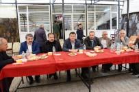 CANLI YAYIN - CHP Genel Başkan Yardımcısı Ağbaba Spor Camiasıyla Bir Araya Geldi