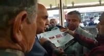 CHP'li Vekil, Kahvede Vatandaşlarla Tartıştı