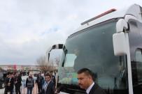 AHMET DAVUTOĞLU - Cumhurbaşkanı Erdoğan, Konya'da