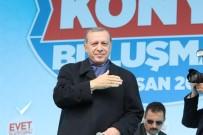 AHMET DAVUTOĞLU - Cumhurbaşkanı Recep Tayyip Erdoğan Açıklaması