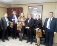 DKİB Ukrayna Kherson Ticaret Odası'na 'Barter' Önerdi