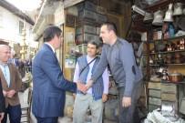 TARIM ÜRÜNÜ - Ekonomi Bakanı Zeybekci Açıklaması 'Devlet Bahçeli'nin Açıklamalarını Da Anlayışla Karşılıyorum'