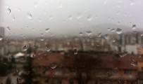 Elazığ'da Şiddetli Yağış