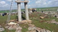 YÜKSEK GERİLİM HATTI - Şanlıurfa'da korkunç kaza