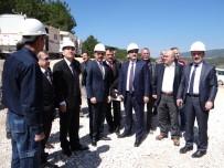 FATİH DÖNMEZ - Enerji Ve Tabii Kaynaklar Bakanlığı Müsteşarı Fatih Dönmez 'Den Gölpazarı'nda İnceleme