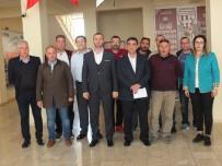 BANDIRMASPOR - Erhan Elmastaş Açıklaması 'Biriz, Beraberiz'