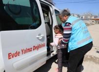 FİZİK TEDAVİ - Esra'ya 'VIP' Hizmetle Fizik Tedavi