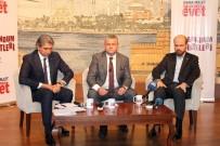FATİH BELEDİYESİ - Fatih Belediyesi Sosyal Medya Canlı Yayınına Bilal Erdoğan Katıldı