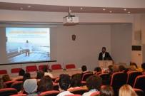 PAKISTAN - Fen Fakültesinden 'Antarktika İzlenimleri' Başlıklı Konferans