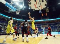 İSMAIL AYDıN - Fenerbahçe Evinde Kazandı