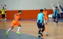 Futsalda ARÜ Galibiyeti
