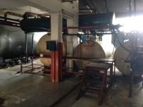 MADENİ YAĞ - Gaziantep'te Akaryakıt Kaçakçılığı