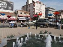 GEBZE BELEDİYESİ - Gebze'de Sokaklarına Gelincik Motifli Aydınlatma Direkleri Konuldu