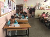 ÇEYREK ALTIN - Hisarcık'ta 'Al Götür, Oku Getir' Konulu Kitap Okuma Yarışması Finalleri