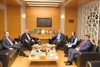 ALI YÜKSEL KAVUŞTU - Hitit Üniversitesi, Hukuk Fakültesi Açılması Kararını YÖK'e Gönderdi