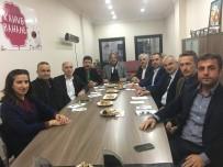 KOZLUCA - İzmit Kent Konseyi Nisan Ayı Toplantısı Yapıldı