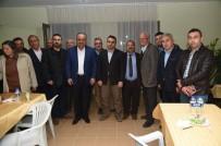 ÇİFT BAŞLILIK - Kastamonu Belediye Başkanı Tahsin Babaş Vatandaşlarla Bir Araya Geldi