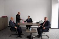 KAYSERI TICARET ODASı - Kayseri Ticaret Karma Küçük Sanayi Sitesi Yapı Kooperatifi İlk Üye Kaydını Yaptı