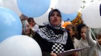 REFERANS - Kilis'te 'Evet' Balonları Uçuruldu