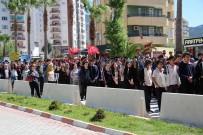 MUHSİN YAZICIOĞLU - Kozan'da 'Bayrak Ve Şehitlerimiz' Temalı Yürüyüş