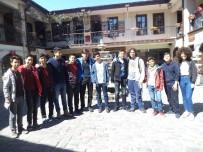 ODUNPAZARI - Mersinli Öğrenciler Odunpazarı'na Hayran Kaldı