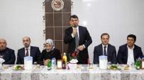 RıDVAN FADıLOĞLU - Milletvekili Çelik İle Başkan Fadıloğlu, Fabrika İşçileriyle Bir Araya Geldi