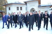 SİVAS VALİSİ - Milli Eğitim Bakanı Yılmaz Darende'de