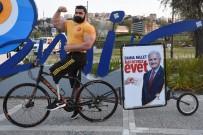 MİLLİ SPORCU - Milli Sporcu Balıkçı, Referandum Kararını Açıkladı