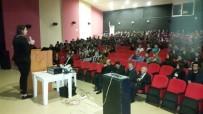 Niksar'da Üniversite Sınavına Girecek Lise Son Sınıf Öğrencilerine Seminer Verildi