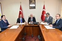 ŞANLIURFA VALİSİ - Okullarda Şanlıurfa Dersinin Verilmesi İçin Protokol İmzalandı