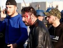 Lyon Valiliği açıkladı: 12 yaralı, 12 gözaltı