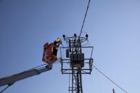 İSLAMOĞLU - Referandumda Kesintisiz Enerji Hazırlıkları