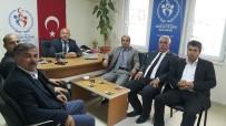 GÜREŞ - Samsat Gençlik Ve Spor İlçe Müdürlüğüne Atama Yapıldı