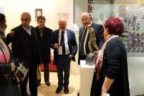 HACETTEPE ÜNIVERSITESI - Sanko Sanat Galerisinde Serap Ve Mustafa Bulat Sergisi