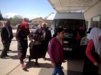 İNLICE - Sincik'ten 16 Öğrenci Daha Hastaneye Getirildi