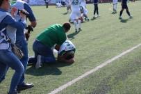 MEHMET ERDOĞAN - Taraftarlar Ağladı, Futbolcular Yere Yığıldı