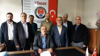MAZLUM - TİMAV Malatya Şubesi Referandum Kararını Açıkladı