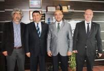 KAYAK MERKEZİ - TÜROB'dan Erciyes AŞ'ye Ziyaret