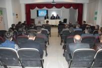 ÖMER SABANCı - Tuşba'da Ortaokul Müdürleriyle İstişare Toplantı
