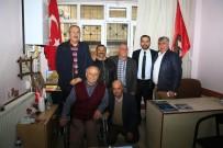 TÜRKIYE SAKATLAR DERNEĞI - Ünver, Türkiye Sakatlar Derneği Nevşehir Şubesi'ni Ziyaret Etti