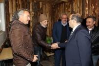 KONURSU - Vali İsmail Ustaoğlu, Konursu Köyü'nde Vatandaşlarla Buluştu