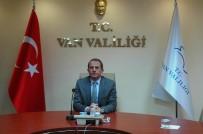 KARA KUVVETLERİ - Vali Taşyapan Referandum Öncesi Basınla Bir Araya Geldi