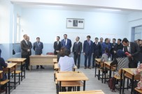 ÇEYREK ALTIN - Van'da 'Kitap Okuma Yarışması' Sınavı