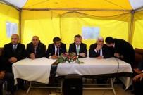 YÜKSEL COŞKUNYÜREK - Yeşiloba Köyünde Tapu Dağıtım Töreni Yapıldı